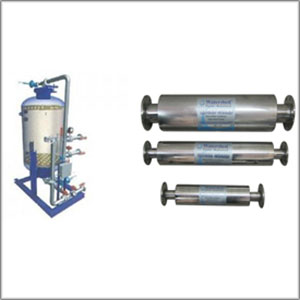 Water Softeners & Magnetic Water Conditioners