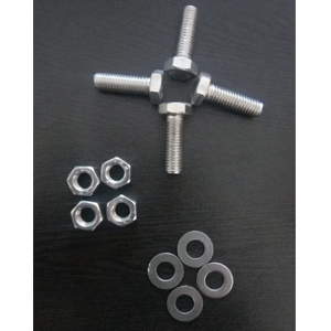 Nut Bolt And Washer