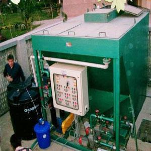 10000 LPD Sewage Treatment Plant
