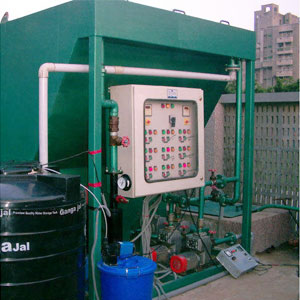 Residential Packaged Sewage Treatment Plant