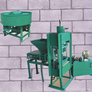 Concrete Bricks Making Machinery