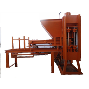 Paver And Block Making Machine