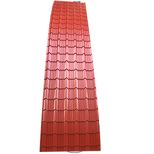Tile Profile Ruffing Sheets