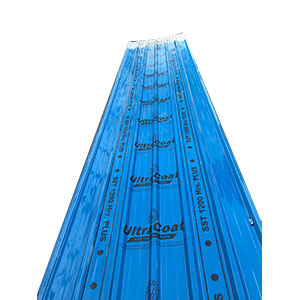 Color Profile Roofing Sheets