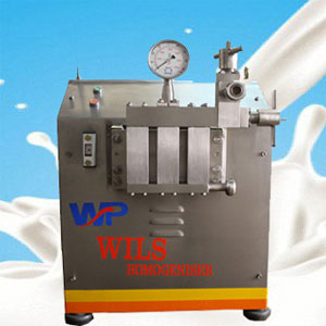 Ice-Cream Homogenizer