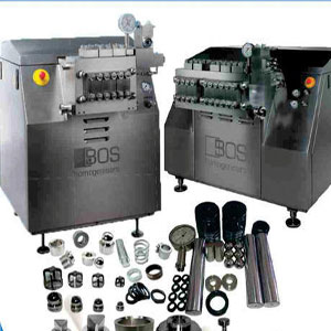 APV Gaulin Homogenizer Spare Parts