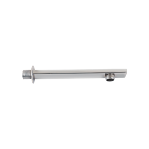 Flat Shower Arms with Flange 9''