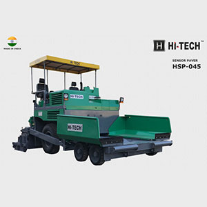 Hi - Tech (INDIA) Offers High-quality Paver Finisher Machine, Wet
