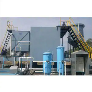 Continuous Effluent Treatment Plants