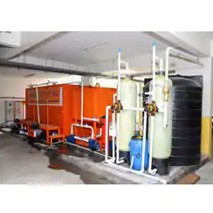 Civil Sewage Treatment Plant