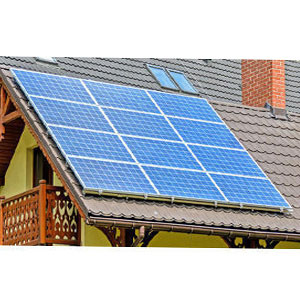 Off Grid Solar Rooftop