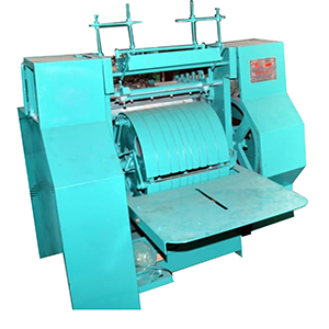 Low Cost Paper Bag Making Machine