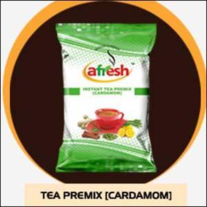 Tea premix (cardamom)