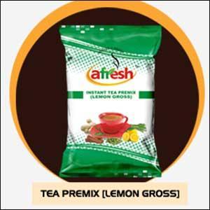Tea premix (lemon gross)