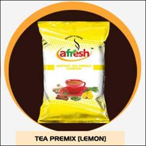 Tea premix (lemon)