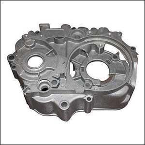 Aluminum Engine Body Casting