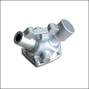 Car Water Pump Die Casting