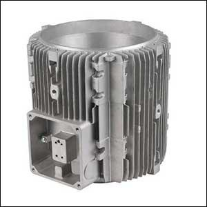 Aluminum Electric Motor Housing