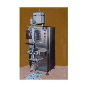 Mineral Water Pounch Packing Machine