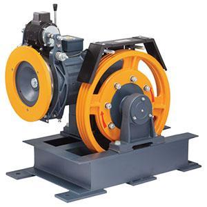 Elevator Gear Motor