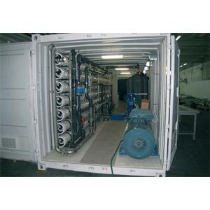 Containerised Ro Plant