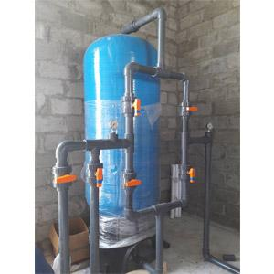 Fluoride Removal Filtration
