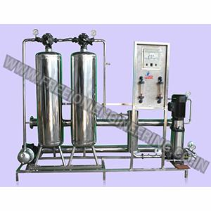 Non ISI Mineral Water Project