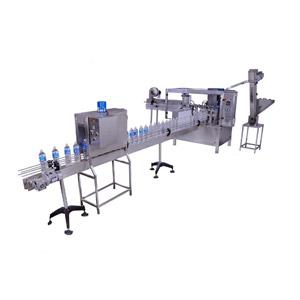 Fully Automatic Bottle Rinsing, Filling & Capping Machine