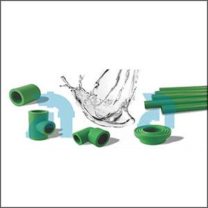 PPR with FRP inner layer Pipes & Fittings