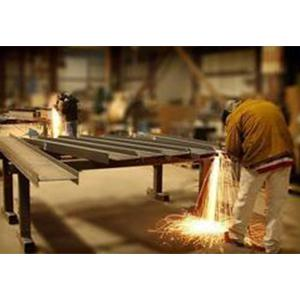 Industrial Steel Fabrication Works