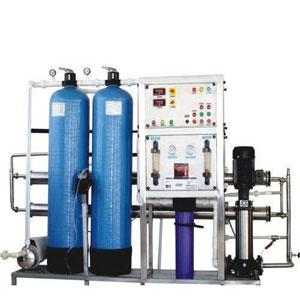 Commercial 1000 LPH RO Plant