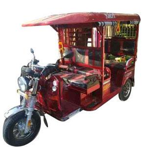 Yatri Electric Rickshaw
