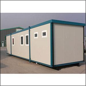 Prefabricated Steel Portable Cabin