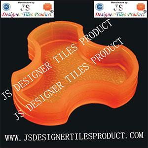 Paver Block Silicone Rubber Moulds