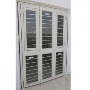 Three Fold French Door