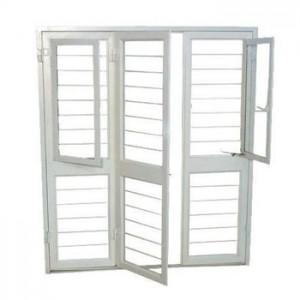 3 Fold French Shutter Door