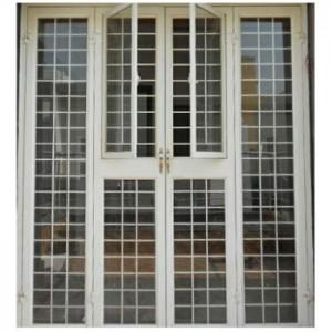 4 Fold French Shutter Door