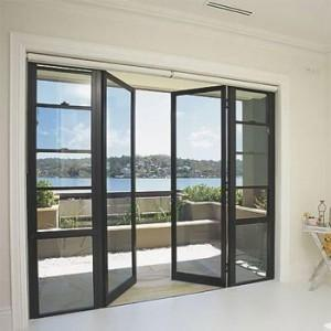 French Foldable Door