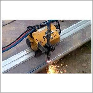Track For Pug Cutting Machine
