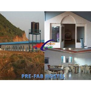 Pre-Fabricated Hostel