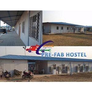 Prefabricated Hostel Campus