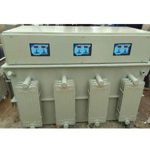 400kva Three Phase Oil Cool Servo Voltage Stabilizer