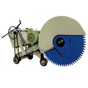 Full Depth Cutting Machine with Electric Motor