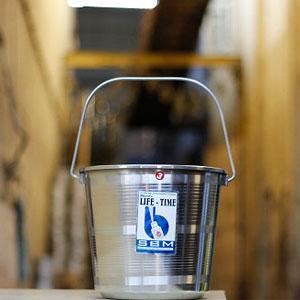 Milk Seamless Bucket