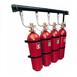 NAFS 125 Gas Suppression