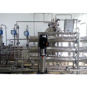 Ultra-Pure Water Generation Systems