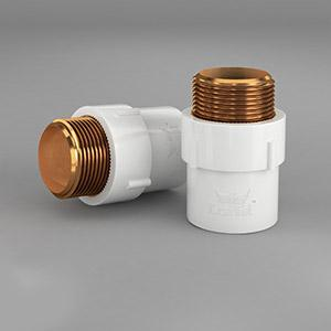 Large Male Brass Coupler