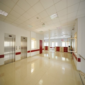 Prefab school/Health-centre