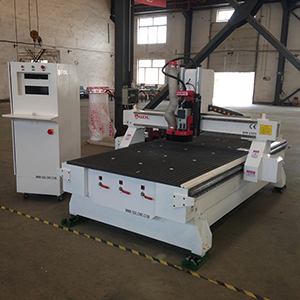 GDL WM 1325 Wood Cutting & Engraving CNC Router Machine