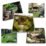 Landscape Structure & Designing